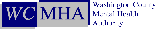 Washington County Mental Health Authority